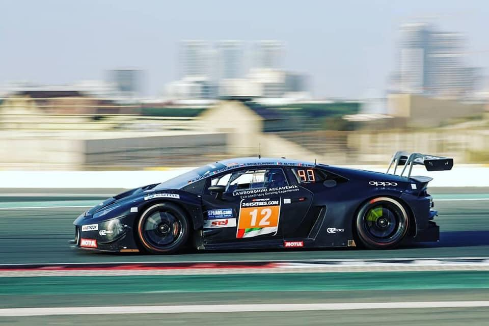 24H Dubai, Target shines with a Pole and P5 in own class