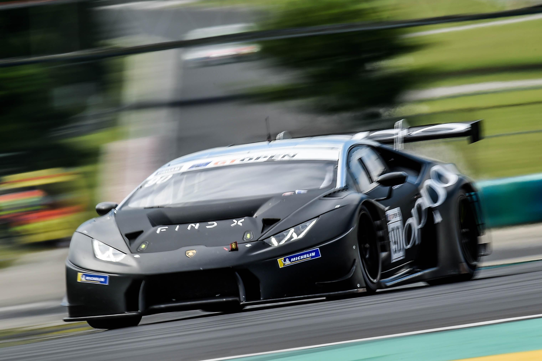 Target Racing alla 24 Ore di Spa con la Lamborghini Huracan GT3 per Delhez, Debs, Costantini, Di Folco