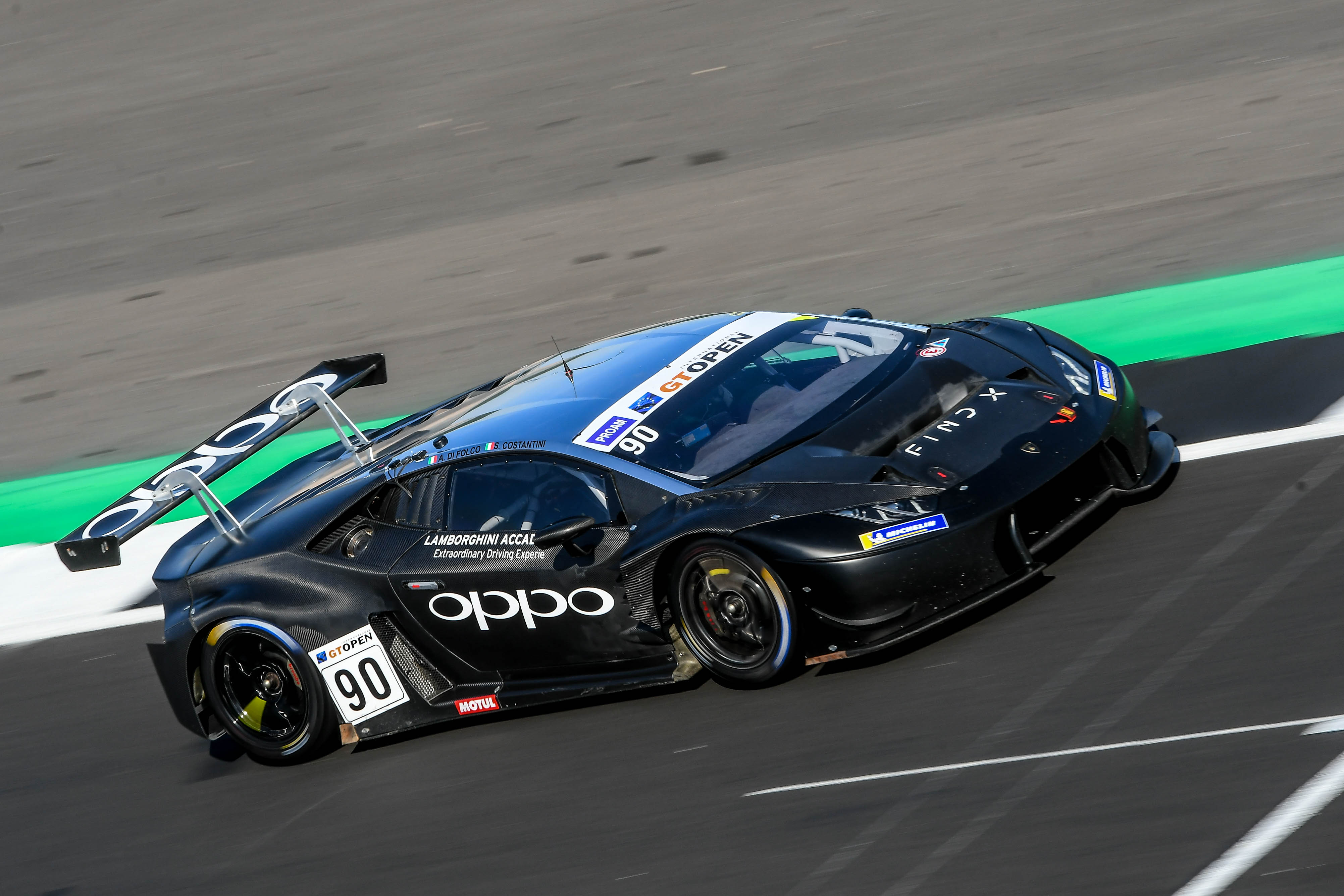 Target Racing secures second consecutive podium of the season at Silverstone