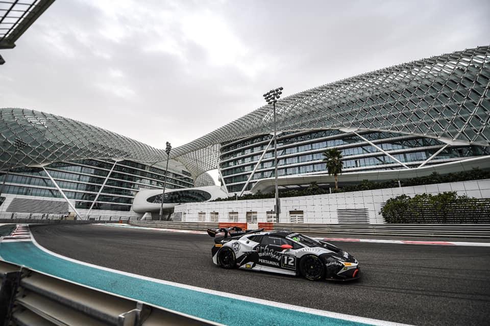 Super Trofeo Lamborghini Middle East, Target wins the 2019 championship