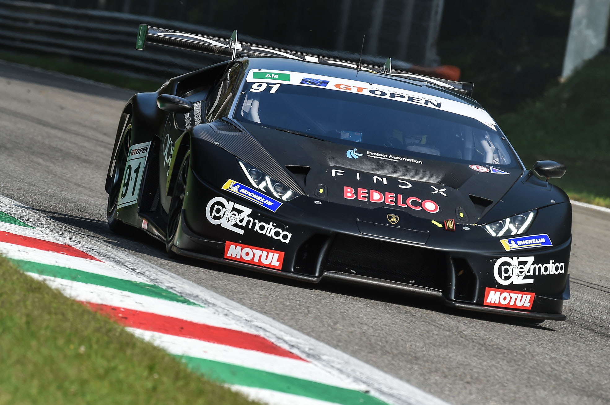 Zaugg and Lenz join Target Racing for GT Open season finale in Montmelò