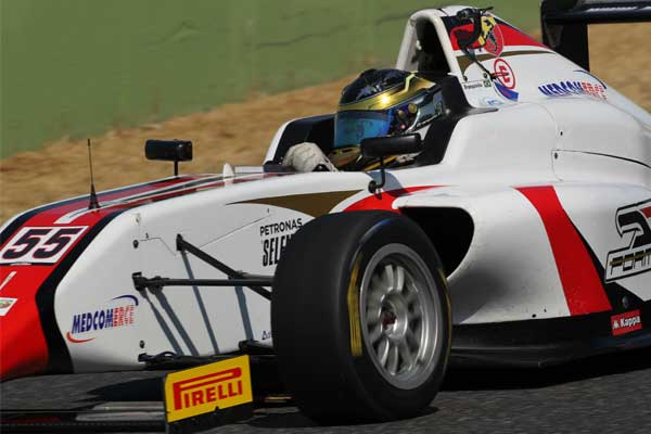 Hard weekend for DR Formula at Imola