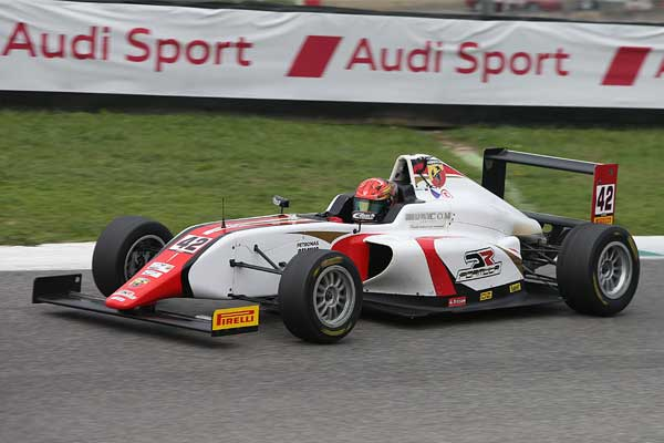 Petrov claims podium at Mugello in race 3