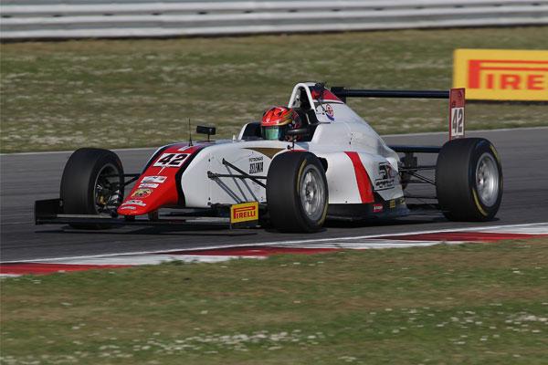 Petrov e DR Formula aprono il 2017 con due podi a Misano