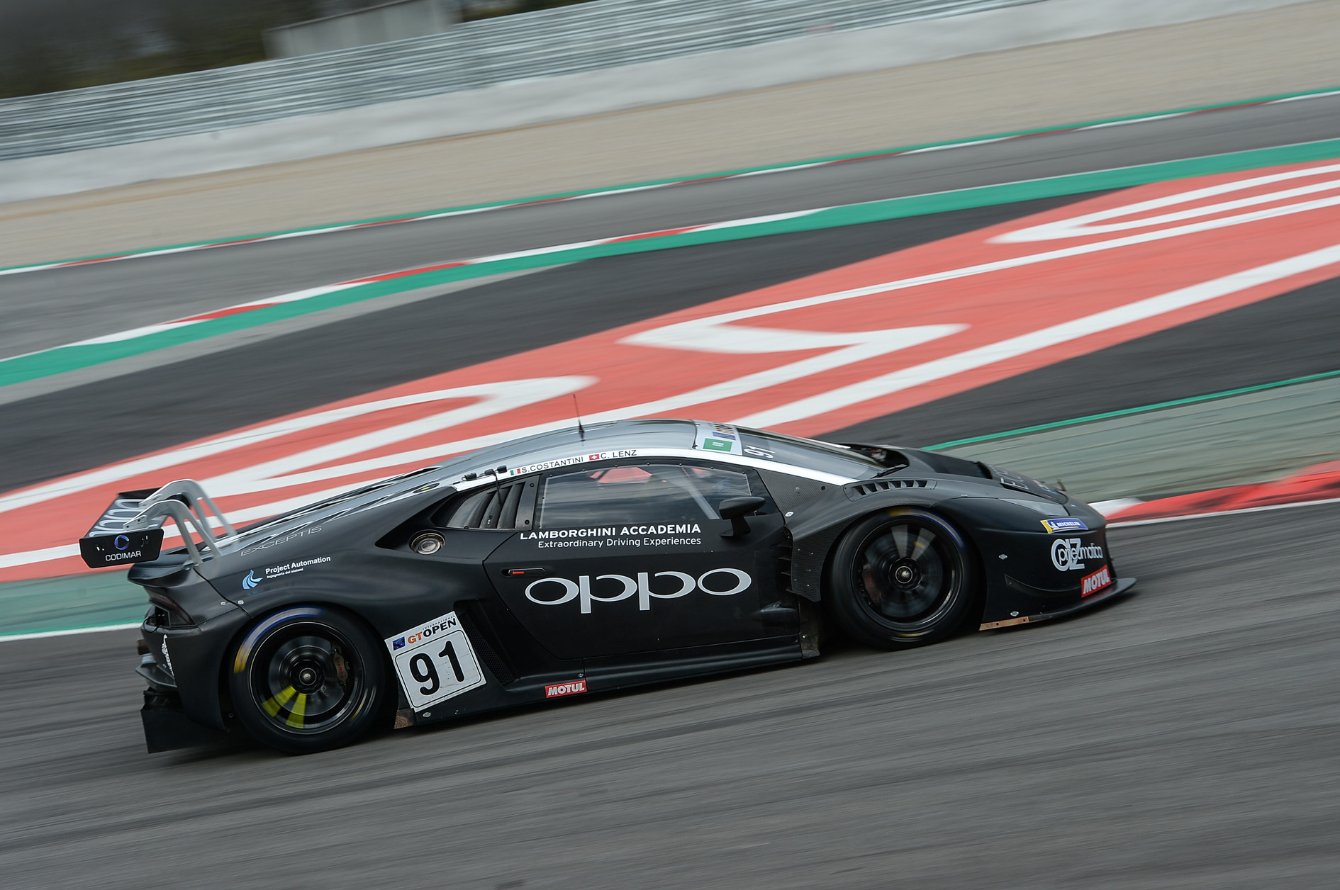 Target Racing enters 24H Dubai with a top line-up