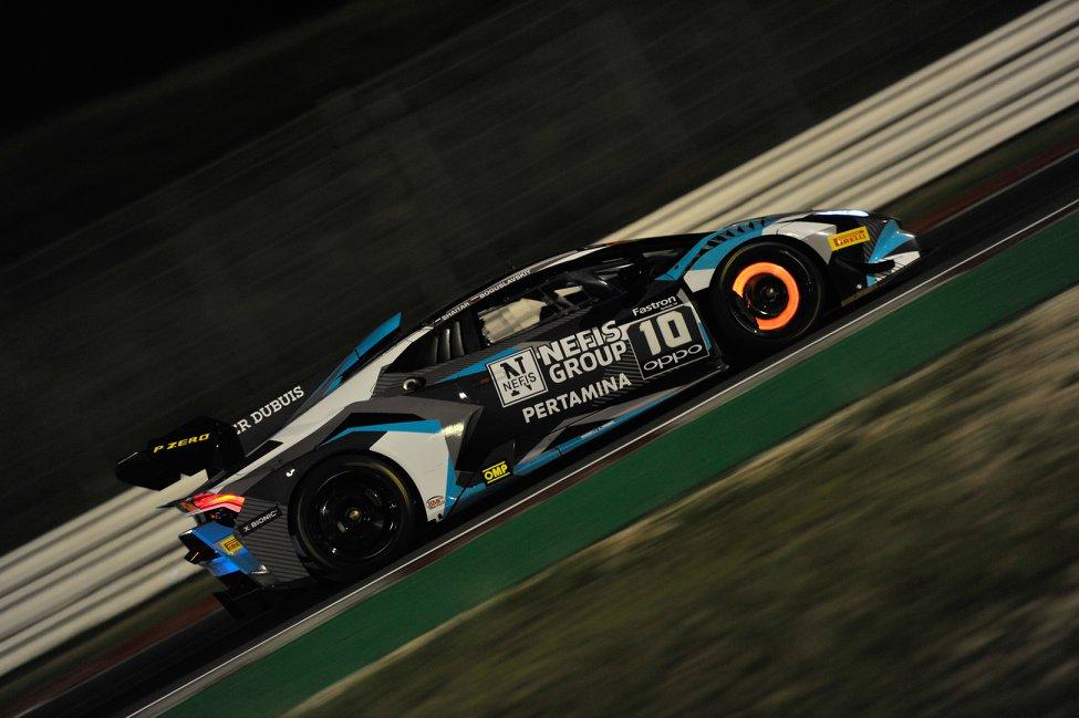 Nel Super Trofeo Lamborghini di Misano - Sorrisi e amarezza per il Target Racing