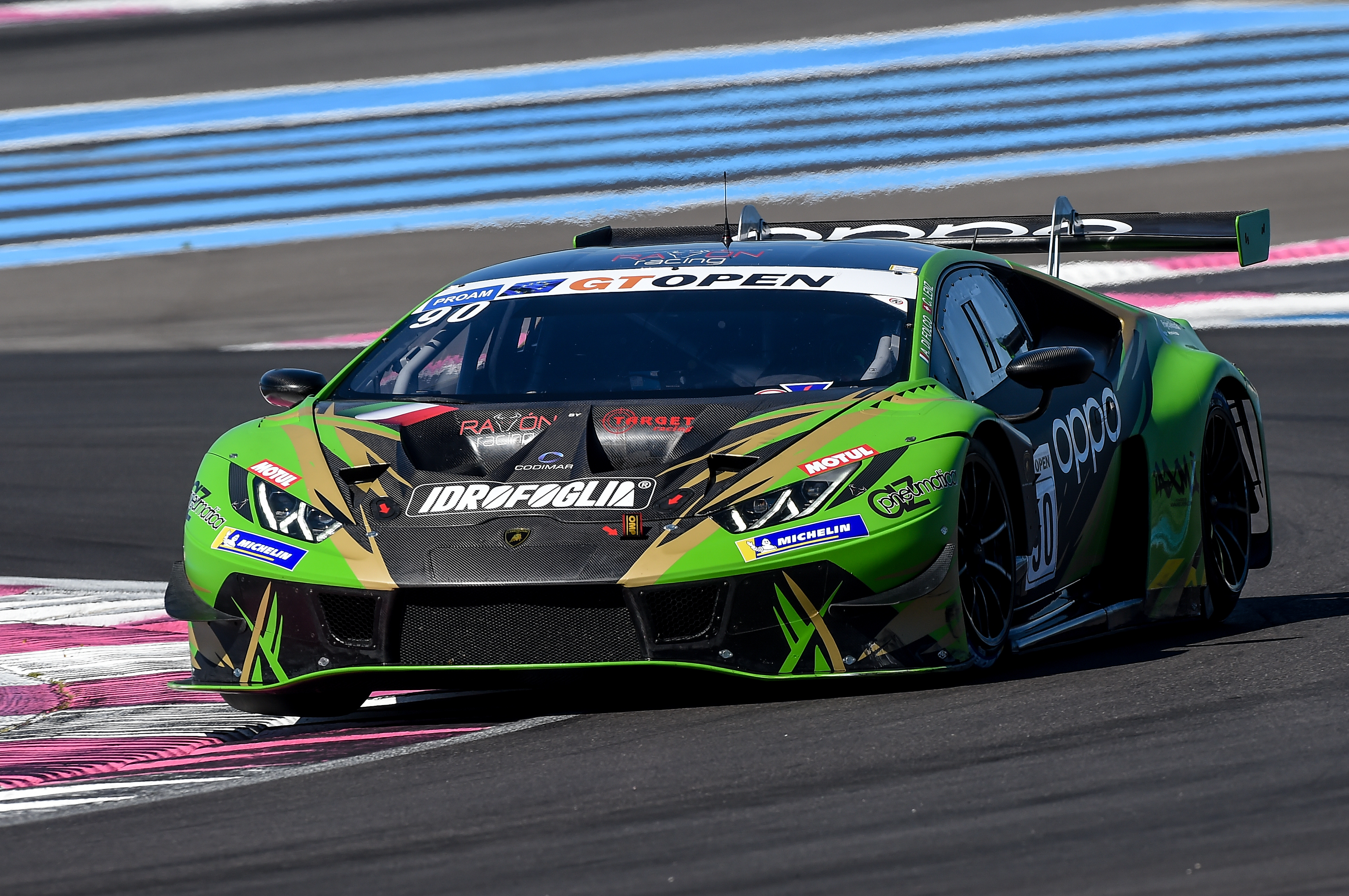 GT Open at Paul Ricard - Raton by Target claims ProAm victory