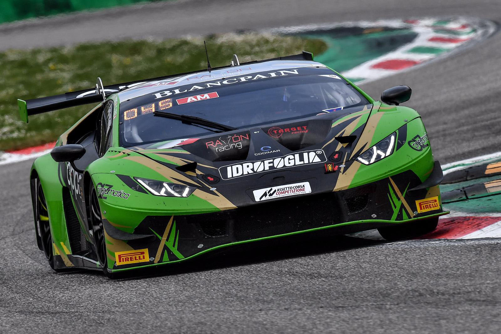 Blancpain Endurance at Silverstone - Raton by Target heads to repeat podium of Monza